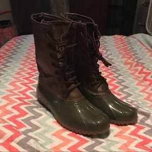 Flurry boots